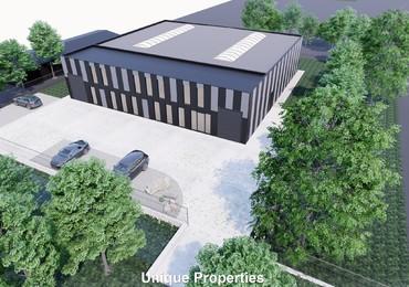 Kantoren & magazijn te koop in Leuven Wilsele